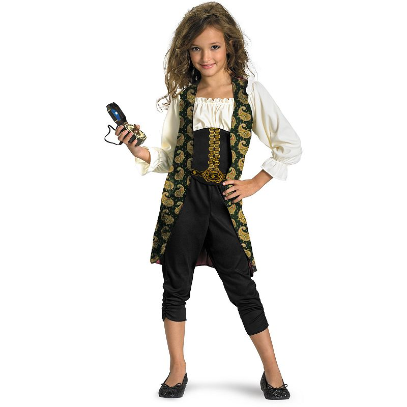 Disney Pirates of the Caribbean 4: On Stranger Tides Angelica Costume - Kids