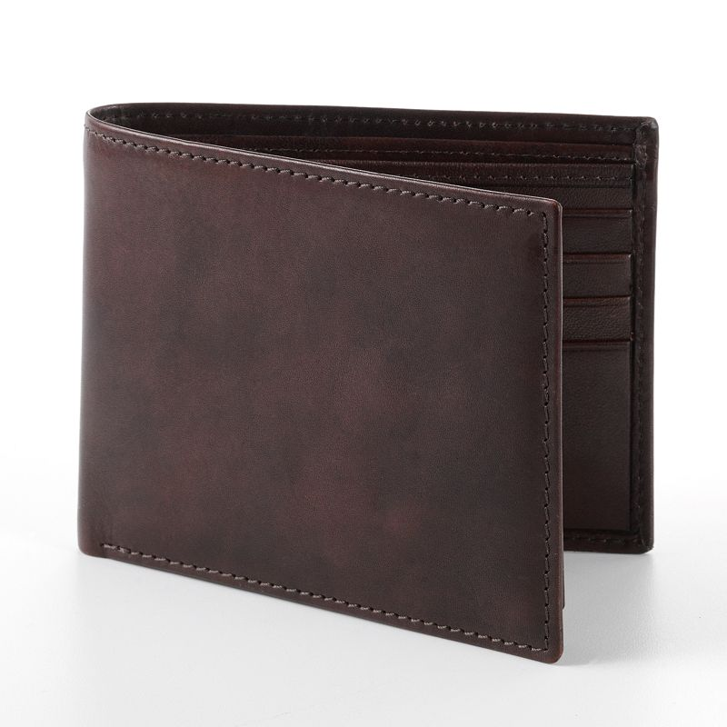Croft & Barrow® Leather Passcase Wallet