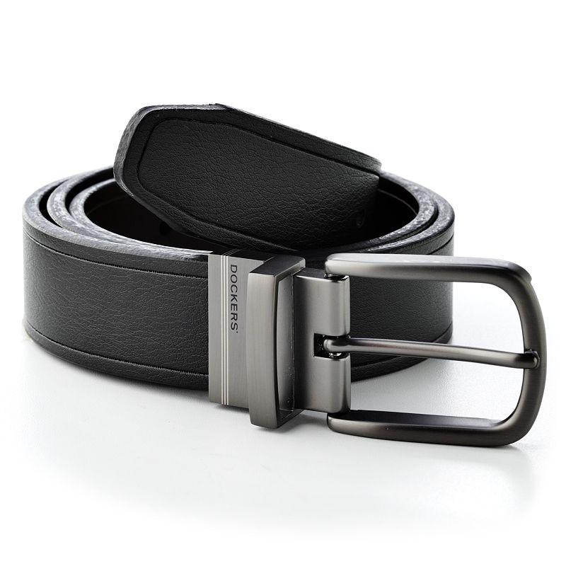 Dockers® Reversible Cut-Edge Belt