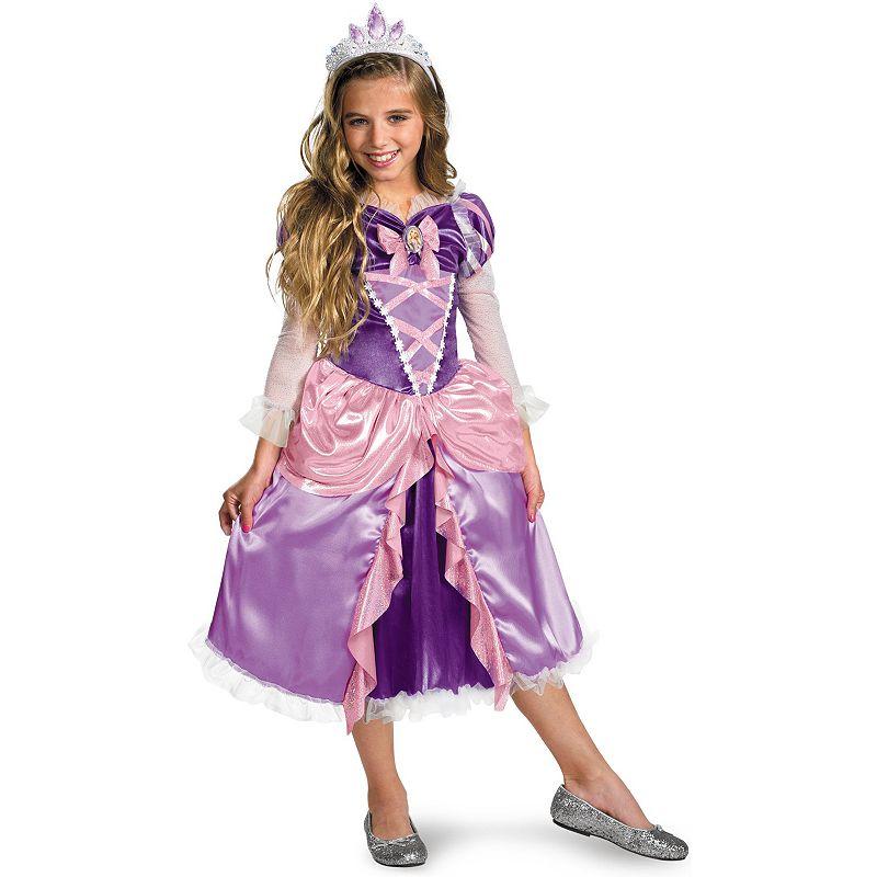 Disney Tangled Rapunzel Deluxe Costume - Toddler/Kids