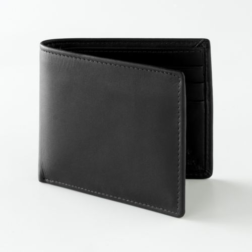 DOPP Leather Front Pocket Wallet