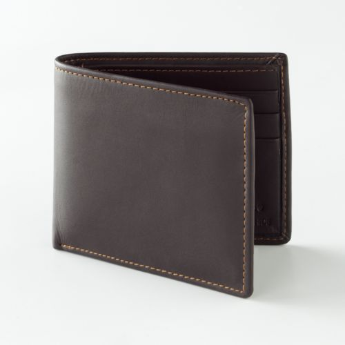 DOPP Leather Front Pocket Wallet