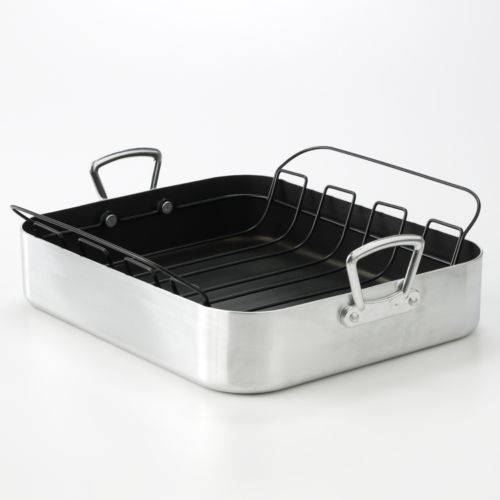 Food Network™ 17-in. Aluminum Roaster