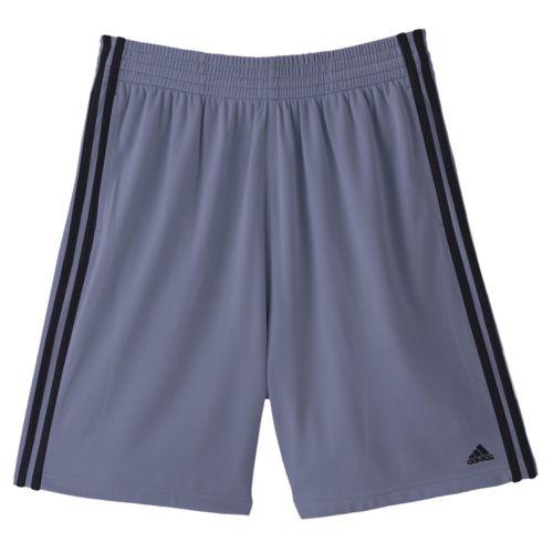 Big & Tall adidas Triple-Up Shorts