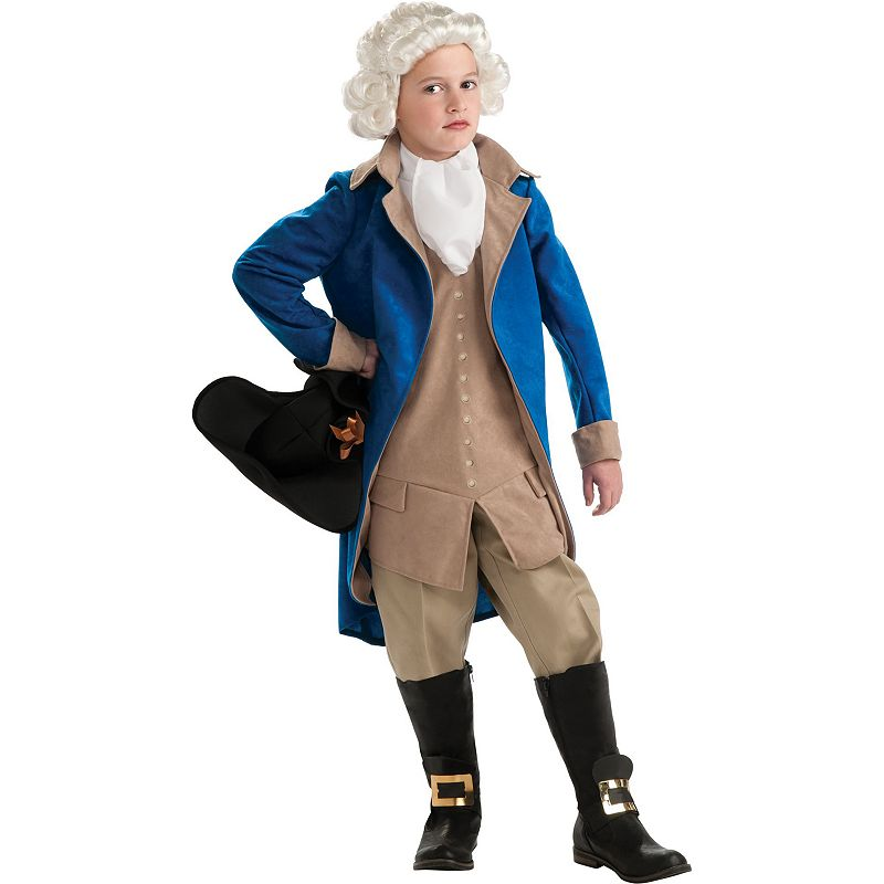 George Washington Costume - Kids'
