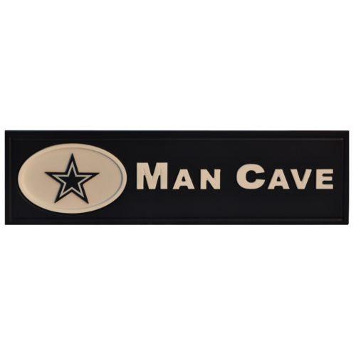 Dallas Cowboys Wooden Man Cave Sign