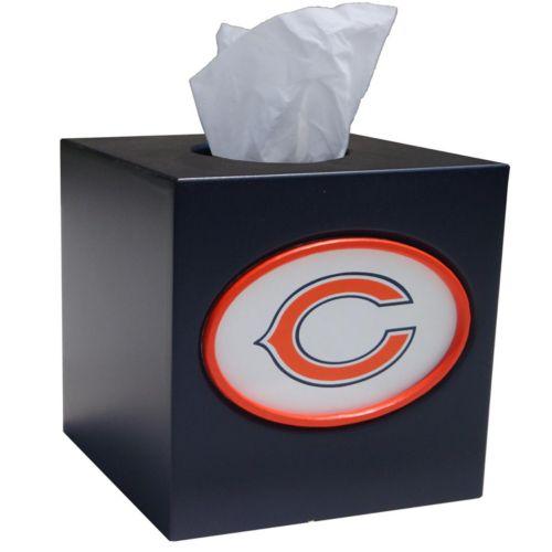 Chicago Bears Tissue Box Cover