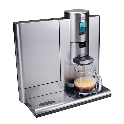 Inventum Programmable Single Serve Coffee Maker, Grey Price Tracking