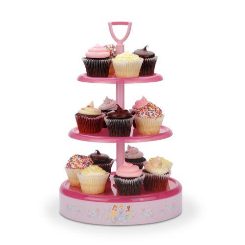Disney Princess Rotating Dessert Tray