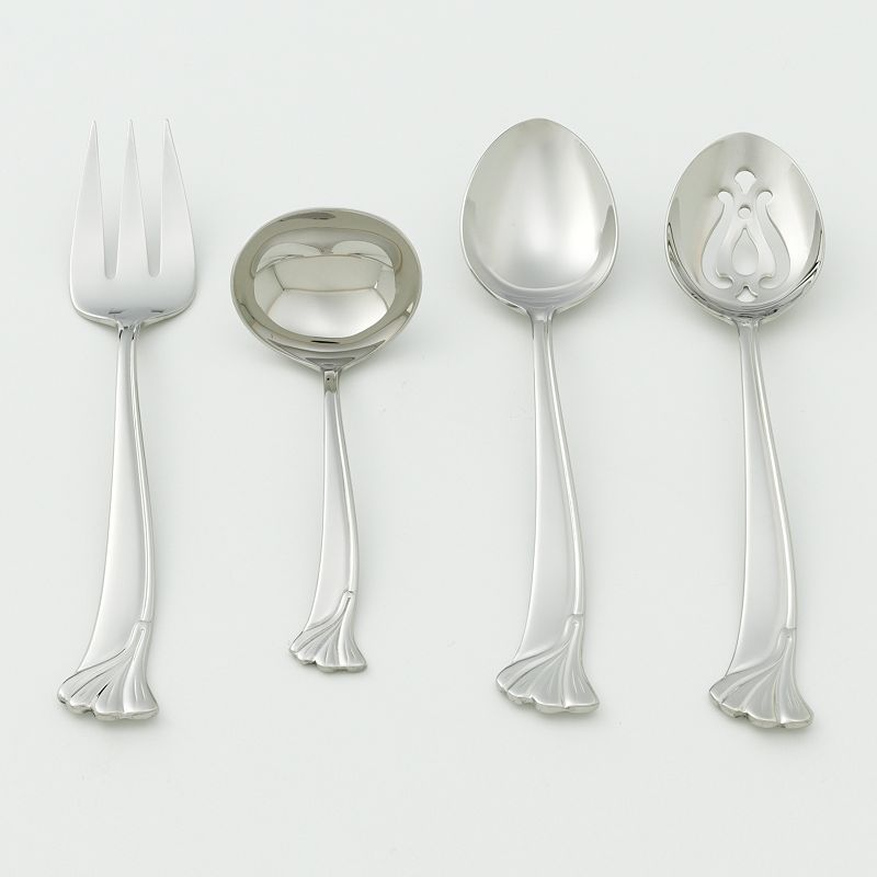 Ginkgo Leaf 4-pc. Hostess Set