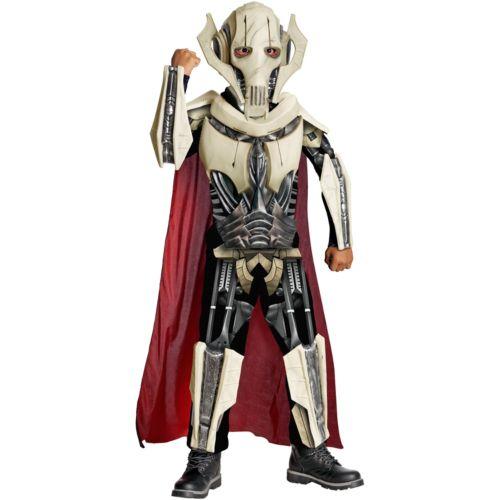 Star Wars General Grievous Deluxe Costume - Kids