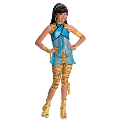 Monster High Cleo de Nile Costume - Kids