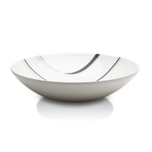 Mikasa Modernist Black Soup Bowl