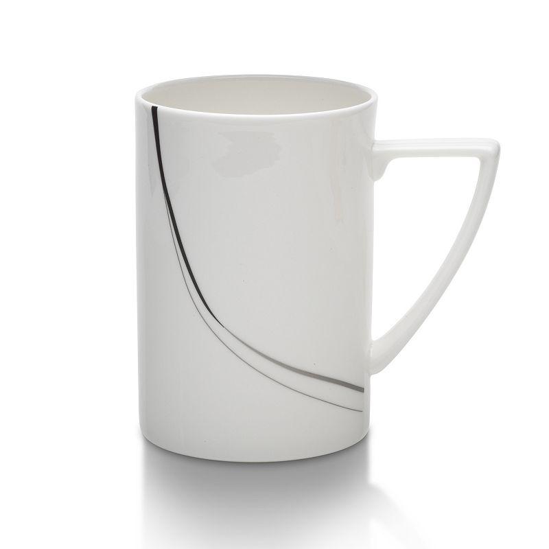 Mikasa Modernist Black Mug