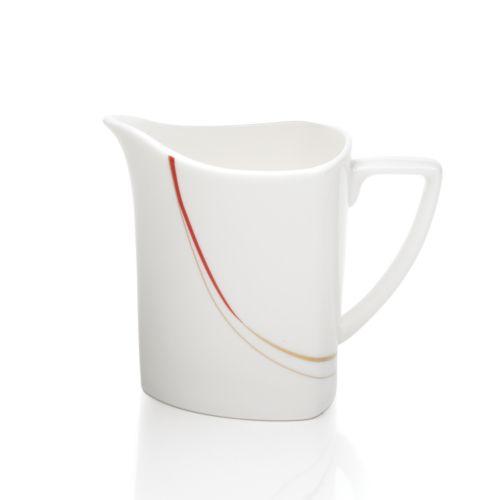 Mikasa Modernist Red Creamer