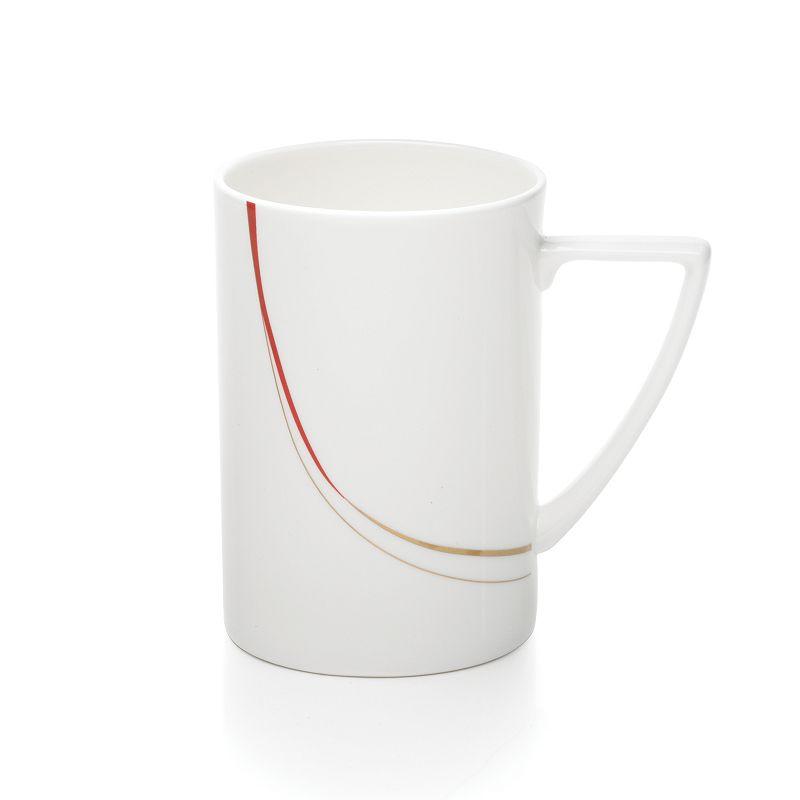 Mikasa Modernist Red Mug