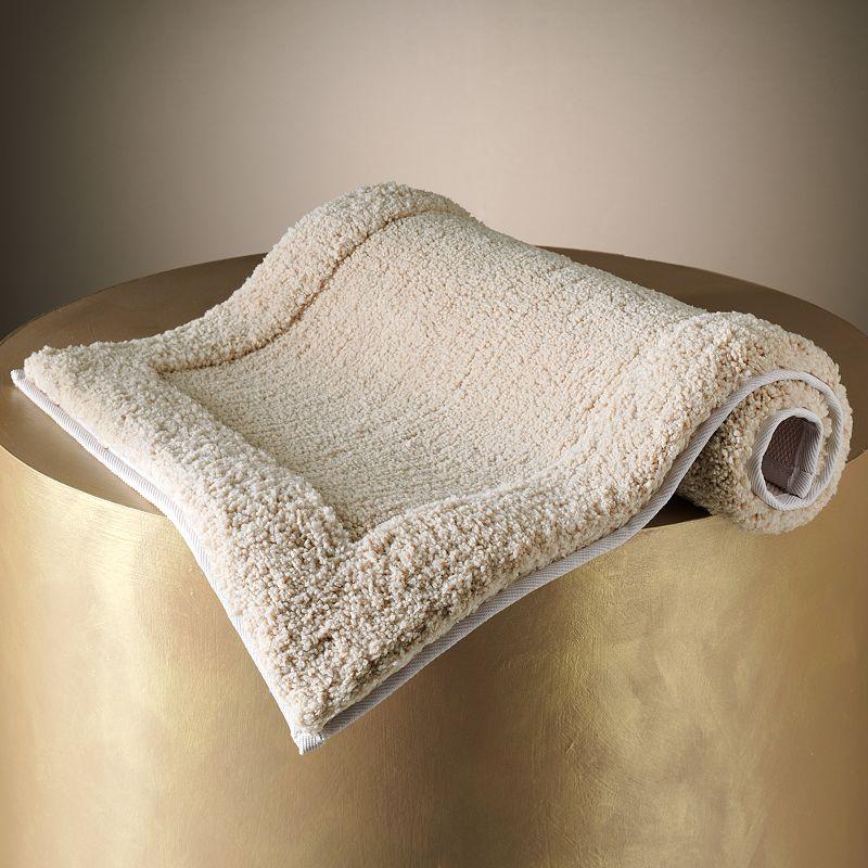 Jennifer Lopez Solid Bath Rug - 17'' x 24''