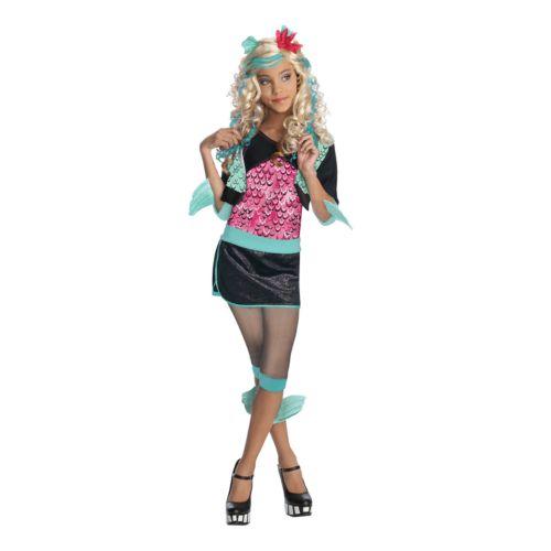 Monster High Lagoona Blue Costume - Kids