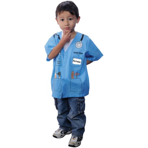 My First Career Gear Doctor Costume - Toddler