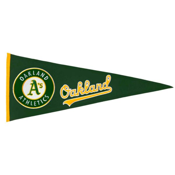 Oakland Athletics Traditions Pennant