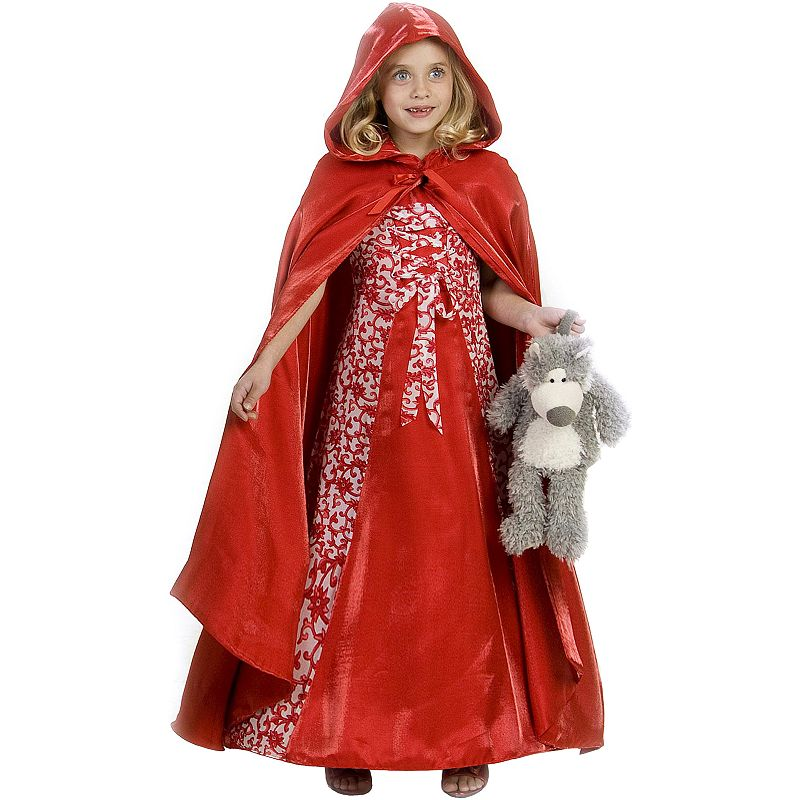 Princess Red Riding Hood Costume - Kids