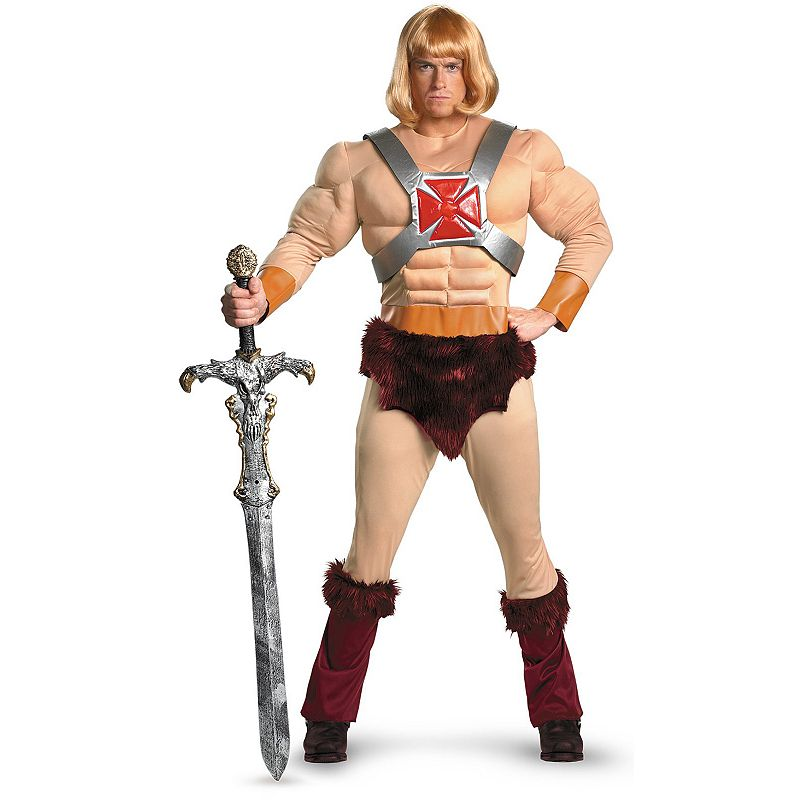 Masters of the Universe He-Man Costume - Adult