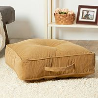 Corduroy Floor Cushion