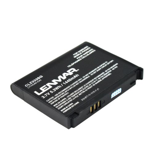 Lenmar CLZ333SG Lithium-Ion Cell Phone Replacement Battery