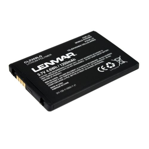 Lenmar CLZ359LG Lithium Polymer Cell Phone Replacement Battery