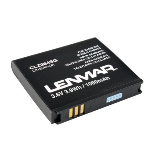 Lenmar CLZ364SG Lithium-Ion Cell Phone Replacement Battery