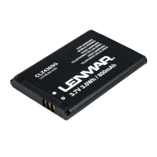 Lenmar CLZ436SG Lithium-Ion Cell Phone Replacement Battery