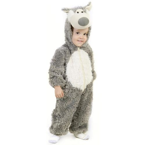 Little Wolf Costume - Baby/Toddler