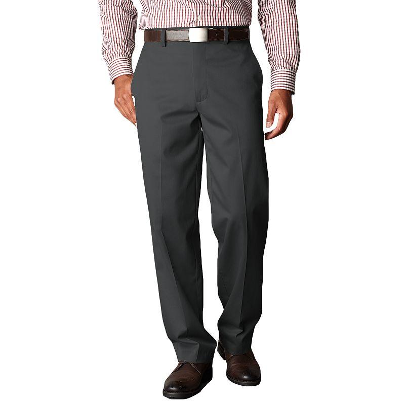Men's Dockers® Signature Khaki D4 Relaxed-Fit Flat-Front Pants