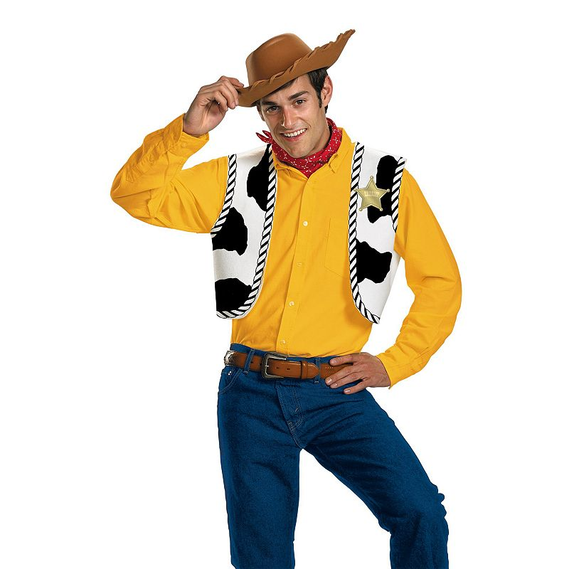 Disney / Pixar Toy Story Woody Accessory Kit - Adult