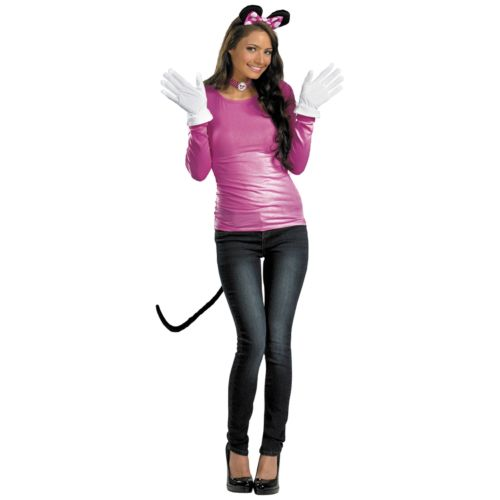 Disney Pink Minnie Mouse Accessory Kit - Adult