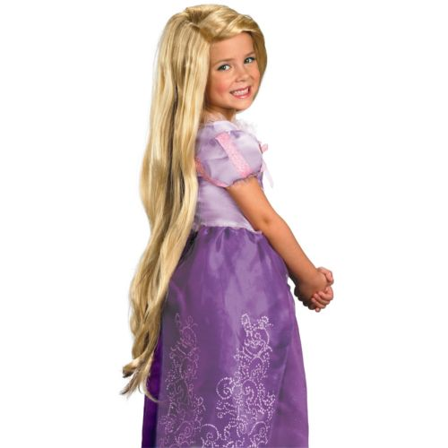Disney Tangled Rapunzel Wig - Kids'