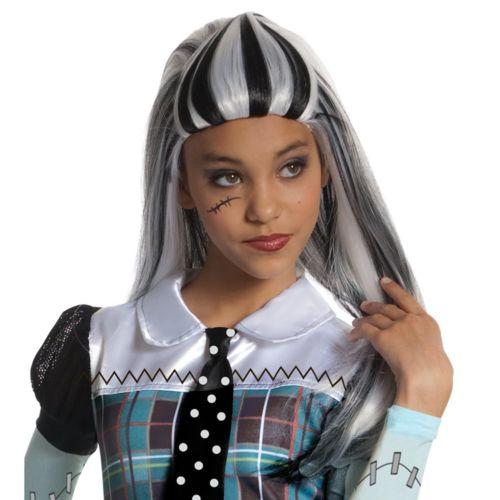 Monster High Frankie Stein Wig - Kids'