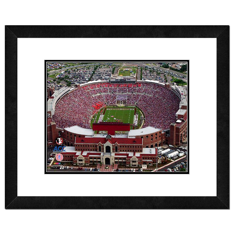 Florida State Seminoles Doak Campbell Stadium Framed Wall Art