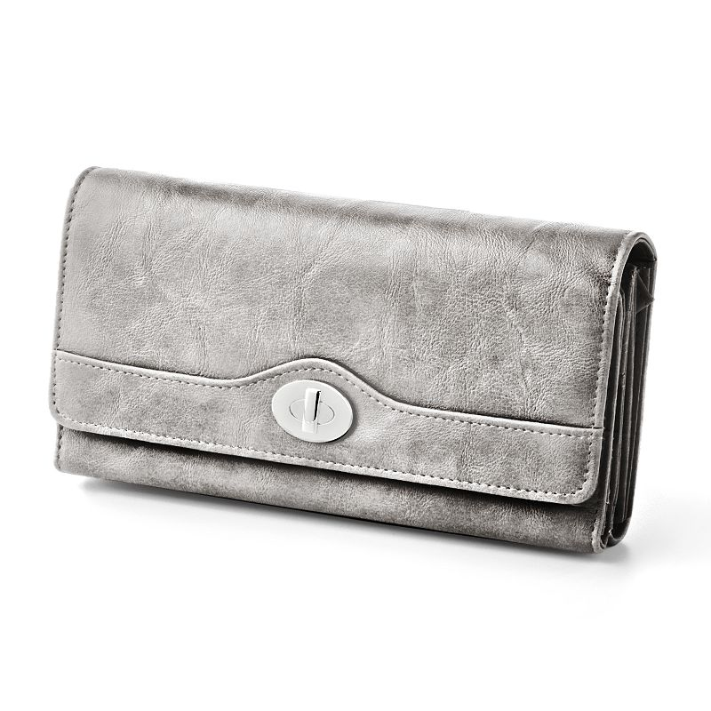 Croft & Barrow® File Master Safeguard Wallet