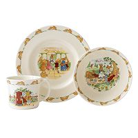 Royal Doulton Bunnykins Nurseryware 3-pc. Dinnerware Set