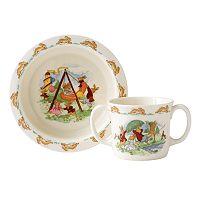 Royal Doulton Bunnykins Nurseryware 2-pc. Dinnerware Set