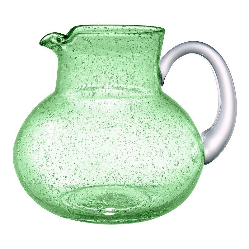 Artland Iris 90 Oz Glass Pitcher