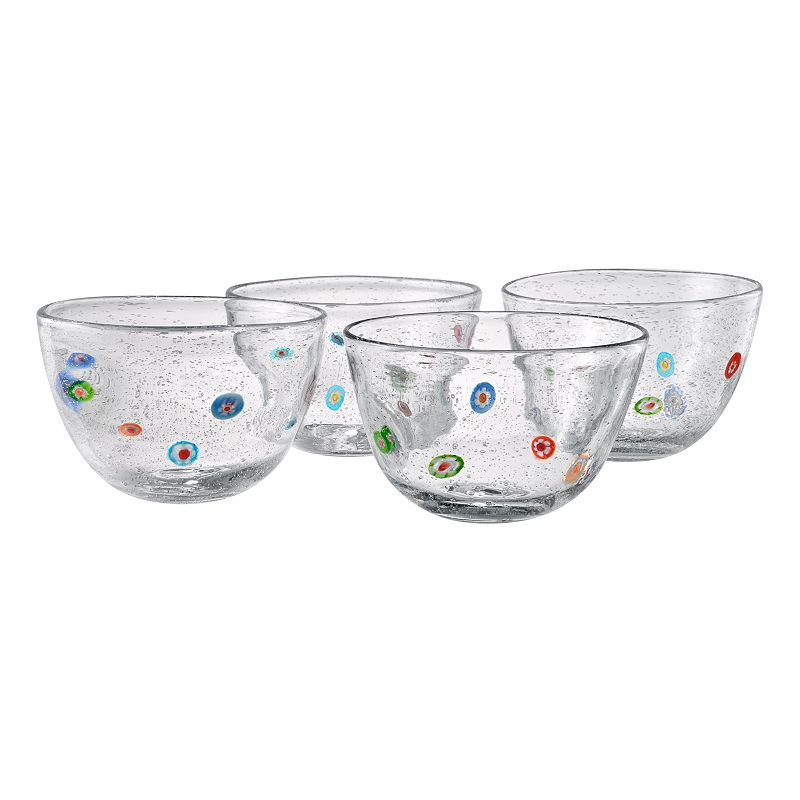 Artland Fiore 4-pc. Nappy Bowl Set
