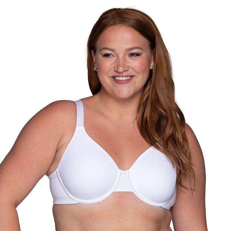 Vanity Fair Bra: Beauty Back Back Minimizer Bra 76080 - Women's