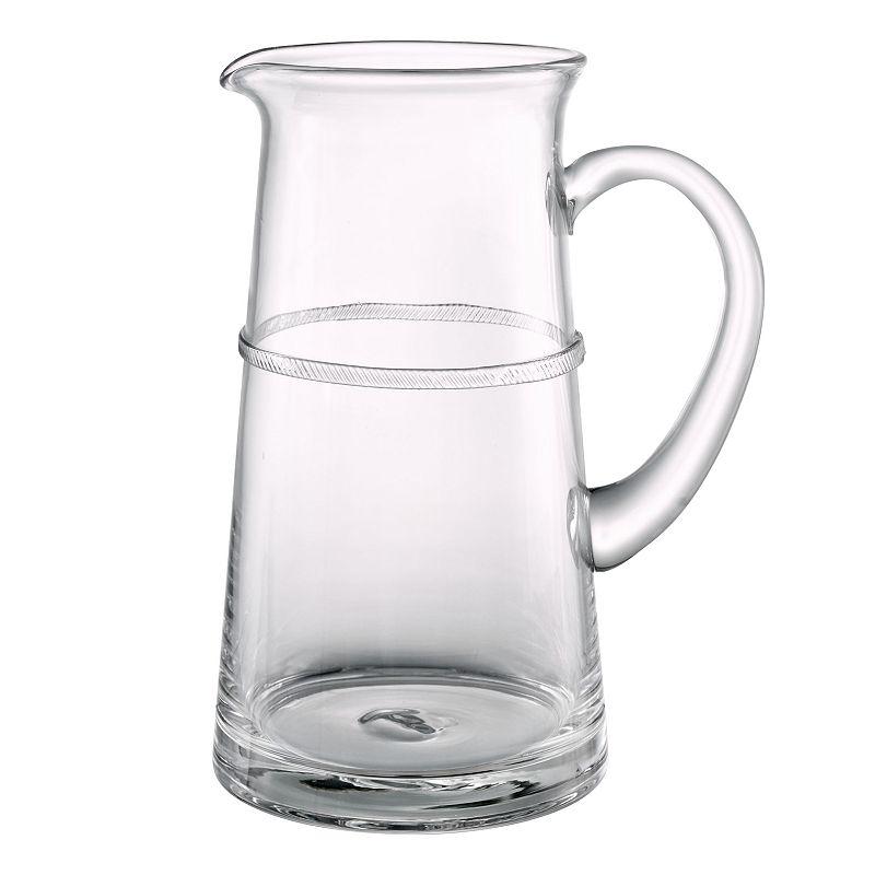 Artland Juniper 55-oz. Glass Pitcher