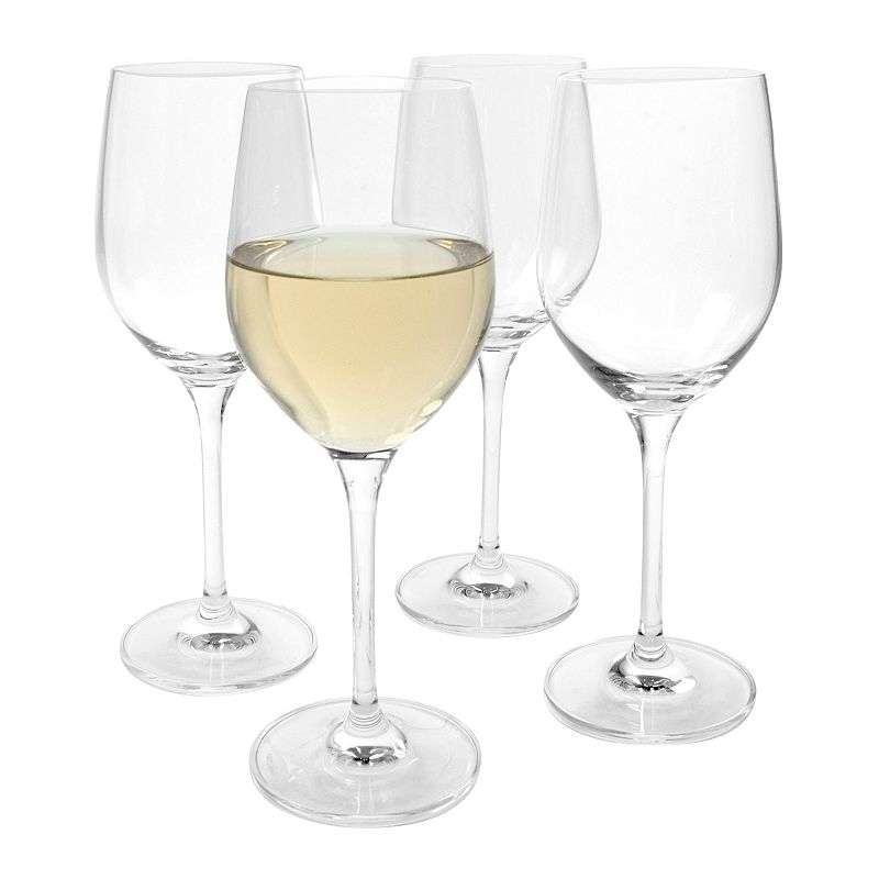 Artland Veritas 4-pc. Chardonnay Wine Glass Set