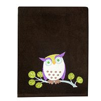 Allure Home Creations Awesome Owls Bath Towel