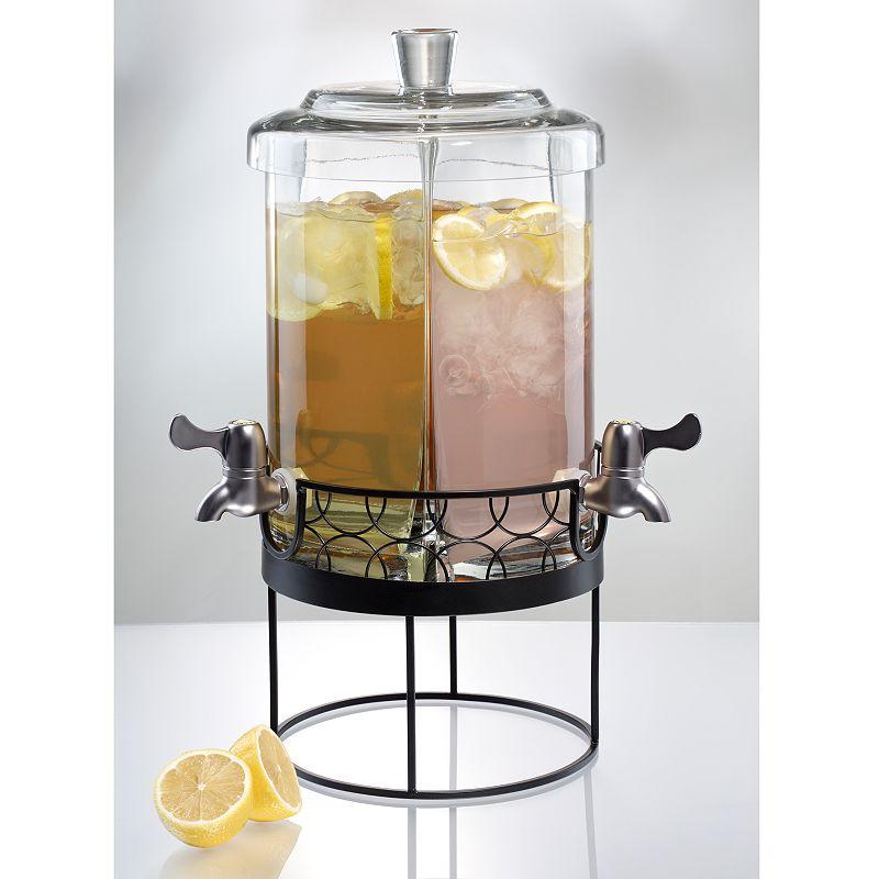 Glass Beverage Dispenser Kohl S