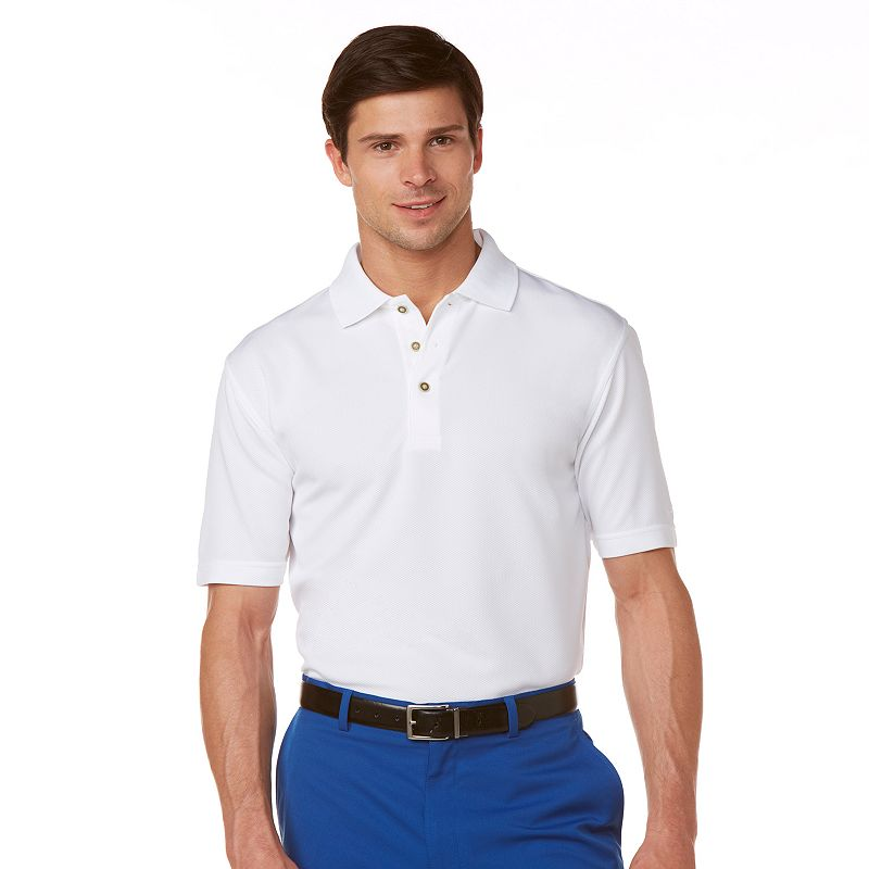 Men's Grand Slam Pebble Performance Polo