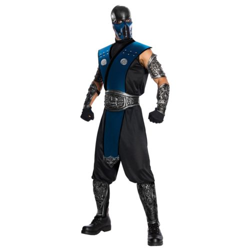 Mortal Kombat Subzero Costume - Adult